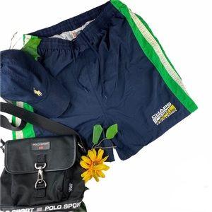 Vintage Ralph Lauren Chaps L Swim Trunks Shorts